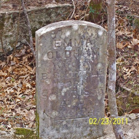 LITTLE, EMMA - Lincoln County, Tennessee | EMMA LITTLE - Tennessee Gravestone Photos