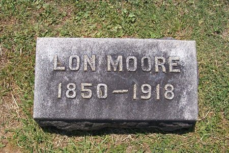 MOORE, LON - Lincoln County, Tennessee | LON MOORE - Tennessee Gravestone Photos