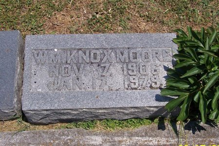 MOORE, WILLIAM KNOX - Lincoln County, Tennessee | WILLIAM KNOX MOORE - Tennessee Gravestone Photos