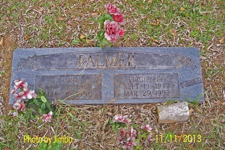 PALMER, CLYDE - Lincoln County, Tennessee | CLYDE PALMER - Tennessee Gravestone Photos