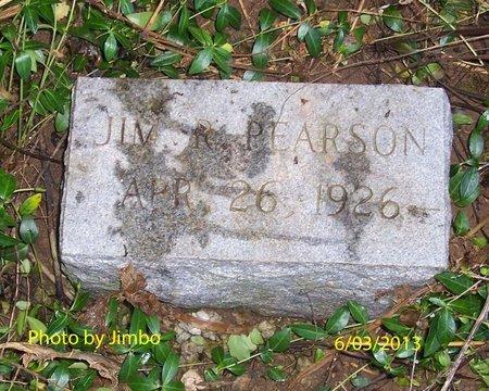PEARSON, JIM R. - Lincoln County, Tennessee | JIM R. PEARSON - Tennessee Gravestone Photos