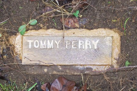 PERRY, TOMMY - Lincoln County, Tennessee | TOMMY PERRY - Tennessee Gravestone Photos
