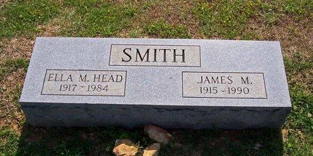 HEAD SMITH, ELLA M. - Lincoln County, Tennessee | ELLA M. HEAD SMITH - Tennessee Gravestone Photos