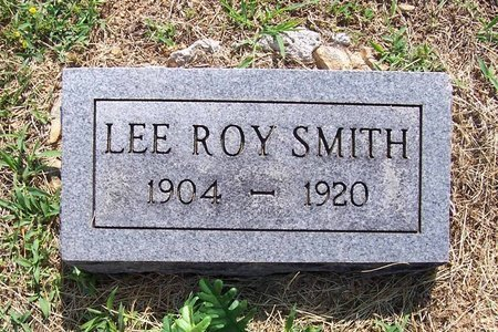 SMITH, LEE ROY - Lincoln County, Tennessee | LEE ROY SMITH - Tennessee Gravestone Photos