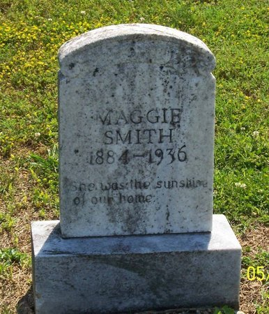 SMITH, MAGGIE - Lincoln County, Tennessee | MAGGIE SMITH - Tennessee Gravestone Photos