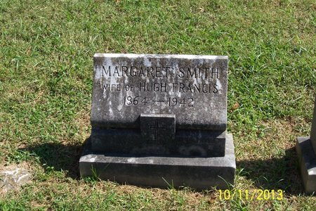 FRANCIS, MARGARET - Lincoln County, Tennessee   MARGARET FRANCIS - Tennessee Gravestone Photos