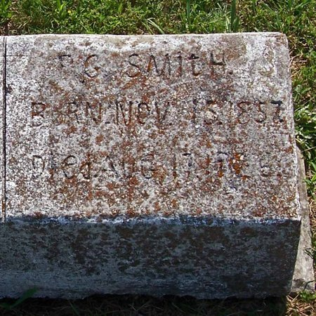 SMITH, PLEASANT GREEN - Lincoln County, Tennessee | PLEASANT GREEN SMITH - Tennessee Gravestone Photos