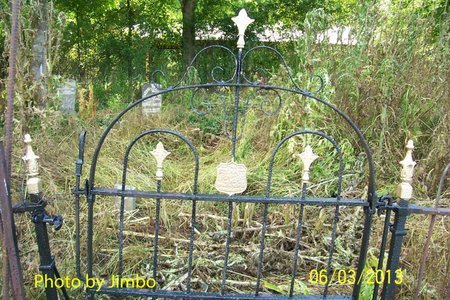 *WAGGONER CEMETERY GATE,  - Lincoln County, Tennessee |  *WAGGONER CEMETERY GATE - Tennessee Gravestone Photos