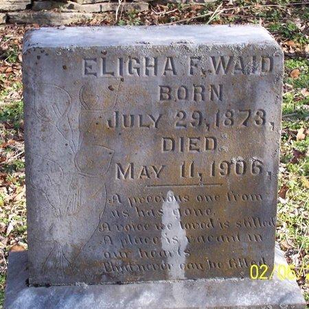 WAID, ELIGHA F. - Lincoln County, Tennessee | ELIGHA F. WAID - Tennessee Gravestone Photos