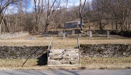 *WAID ENTRANCE,  - Lincoln County, Tennessee |  *WAID ENTRANCE - Tennessee Gravestone Photos