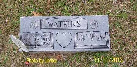 WATKINS, REATHER L. - Lincoln County, Tennessee | REATHER L. WATKINS - Tennessee Gravestone Photos