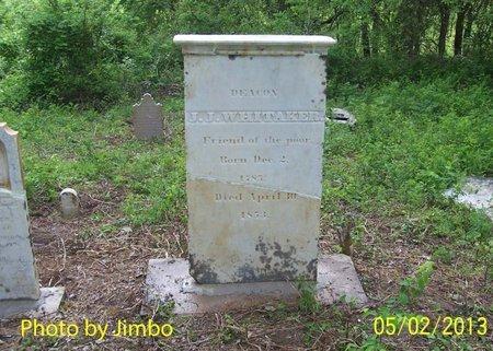 WHITAKER, JOHN J. - Lincoln County, Tennessee   JOHN J. WHITAKER - Tennessee Gravestone Photos