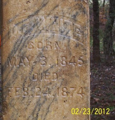 WHITE, DIANA FRANCES - Lincoln County, Tennessee | DIANA FRANCES WHITE - Tennessee Gravestone Photos