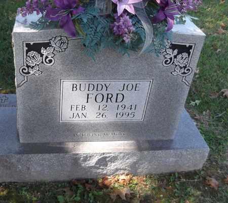 FORD, BUDDY JOE - Macon County, Tennessee   BUDDY JOE FORD - Tennessee Gravestone Photos