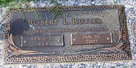 BUTLER, ROBERT L - Madison County, Tennessee | ROBERT L BUTLER - Tennessee Gravestone Photos