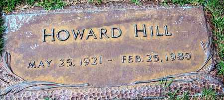 HILL, HOWARD - Madison County, Tennessee | HOWARD HILL - Tennessee Gravestone Photos