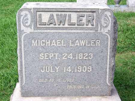 LAWLER, MICHAEL - Madison County, Tennessee | MICHAEL LAWLER - Tennessee Gravestone Photos