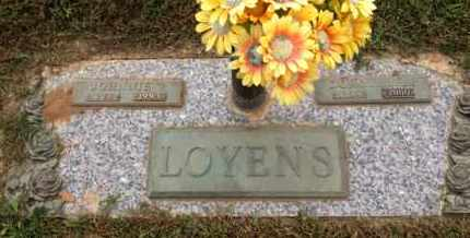 LOYENS, JOHNNIE T. - Madison County, Tennessee | JOHNNIE T. LOYENS - Tennessee Gravestone Photos