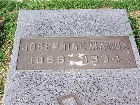 BEISSWINGERT MAGDA, JOSEPHINE - Madison County, Tennessee | JOSEPHINE BEISSWINGERT MAGDA - Tennessee Gravestone Photos