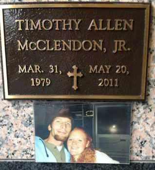 MCCLENDON, TIMOTHY ALLEN (JR) - Madison County, Tennessee | TIMOTHY ALLEN (JR) MCCLENDON - Tennessee Gravestone Photos