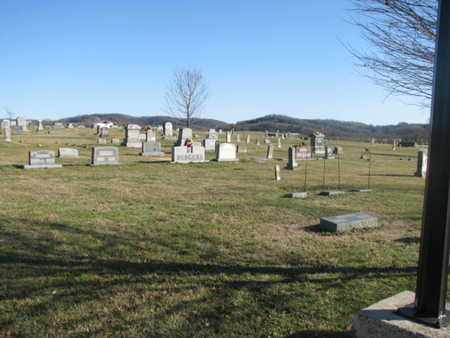 *NEW HOPE OVERVIEW,  - Marshall County, Tennessee |  *NEW HOPE OVERVIEW - Tennessee Gravestone Photos