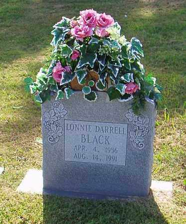 BLACK, LONNIE DARRELL - Maury County, Tennessee | LONNIE DARRELL BLACK - Tennessee Gravestone Photos