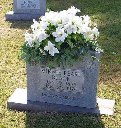 BLACK, MINNIE PEARL - Maury County, Tennessee | MINNIE PEARL BLACK - Tennessee Gravestone Photos
