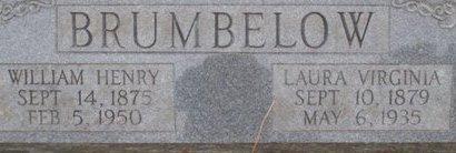 BRUMBELOW, WILLIAM HENRY - McNairy County, Tennessee | WILLIAM HENRY BRUMBELOW - Tennessee Gravestone Photos