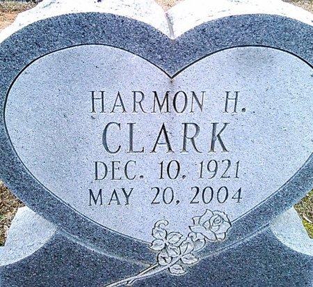 CLARK, HARMON H. - McNairy County, Tennessee   HARMON H. CLARK - Tennessee Gravestone Photos