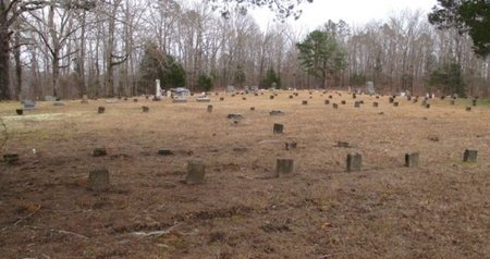 *HOOCH CEMETERY OVERVIEW,  - McNairy County, Tennessee |  *HOOCH CEMETERY OVERVIEW - Tennessee Gravestone Photos