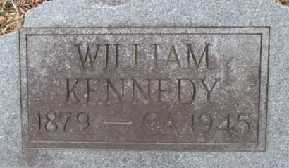 KENNEDY, WILLIAM RILEY - McNairy County, Tennessee | WILLIAM RILEY KENNEDY - Tennessee Gravestone Photos