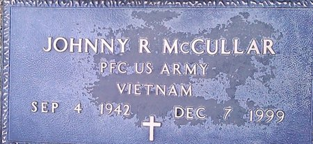 MCCULLAR (VETERAN VIET), JOHNNY R. - McNairy County, Tennessee | JOHNNY R. MCCULLAR (VETERAN VIET) - Tennessee Gravestone Photos