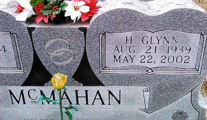 MCMAHAN, H. GLYNN - McNairy County, Tennessee | H. GLYNN MCMAHAN - Tennessee Gravestone Photos