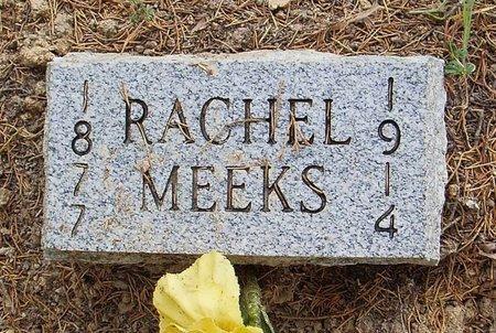 MEEKS, RACHEL - McNairy County, Tennessee | RACHEL MEEKS - Tennessee Gravestone Photos