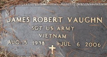 VAUGHN (VETERAN VIET), JAMES ROBERT - McNairy County, Tennessee | JAMES ROBERT VAUGHN (VETERAN VIET) - Tennessee Gravestone Photos