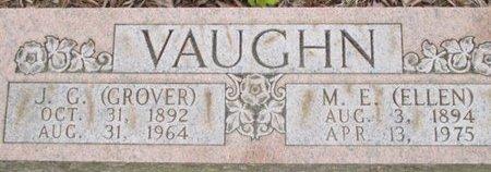 VAUGHN, M. ELLEN - McNairy County, Tennessee | M. ELLEN VAUGHN - Tennessee Gravestone Photos