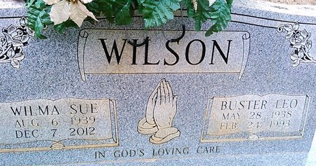 WILSON, WILMA SUE - McNairy County, Tennessee | WILMA SUE WILSON - Tennessee Gravestone Photos