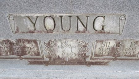 BARKLEY YOUNG, SILAS - McNairy County, Tennessee | SILAS BARKLEY YOUNG - Tennessee Gravestone Photos