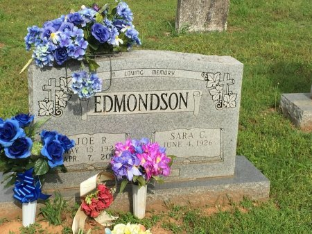 EDMONDSON, JOE R - Rutherford County, Tennessee | JOE R EDMONDSON - Tennessee Gravestone Photos