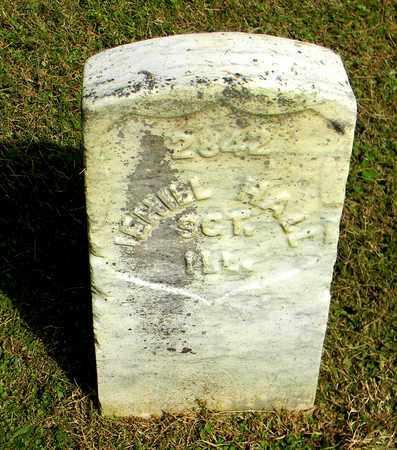 HALL  (VETERAN UNION), JEHILL - Rutherford County, Tennessee | JEHILL HALL  (VETERAN UNION) - Tennessee Gravestone Photos