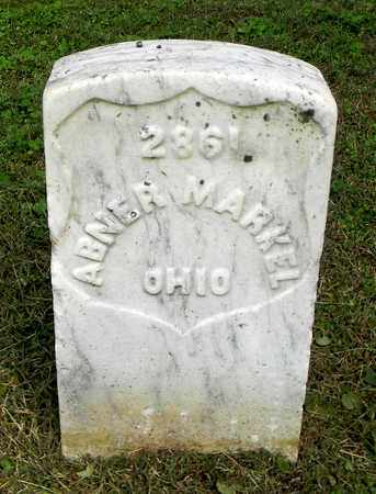 MARKEL  (VETERAN UNION), ABNER - Rutherford County, Tennessee | ABNER MARKEL  (VETERAN UNION) - Tennessee Gravestone Photos