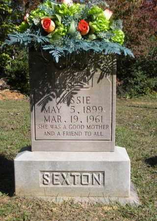 SEXTON, GUSSIE - Scott County, Tennessee | GUSSIE SEXTON - Tennessee Gravestone Photos