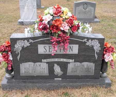SEXTON, MELIA R - Scott County, Tennessee   MELIA R SEXTON - Tennessee Gravestone Photos