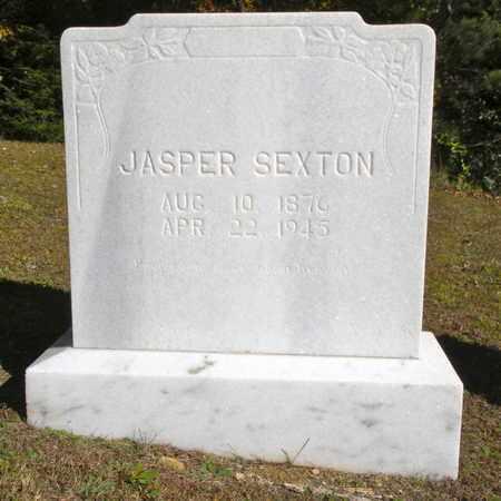 SEXTON, JASPER - Scott County, Tennessee | JASPER SEXTON - Tennessee Gravestone Photos