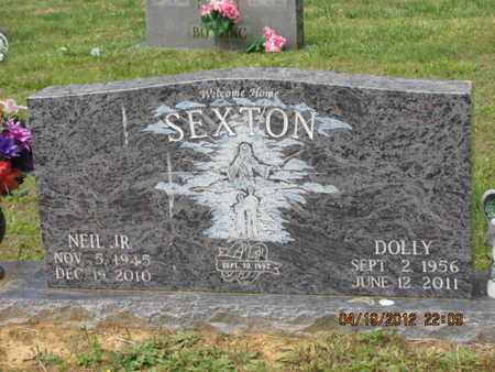 SEXTON, DOLLY - Scott County, Tennessee | DOLLY SEXTON - Tennessee Gravestone Photos