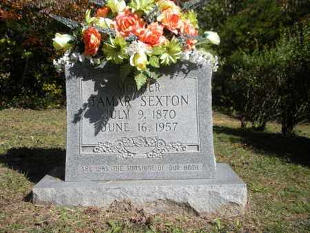 SEXTON, TAMAR - Scott County, Tennessee | TAMAR SEXTON - Tennessee Gravestone Photos