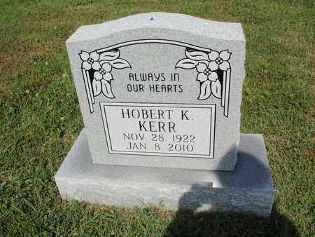 KERR, HOBERT K - Sevier County, Tennessee   HOBERT K KERR - Tennessee Gravestone Photos