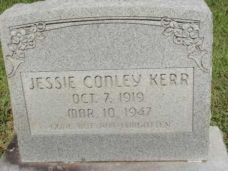 KERR, JESSIE CONLEY - Sevier County, Tennessee | JESSIE CONLEY KERR - Tennessee Gravestone Photos