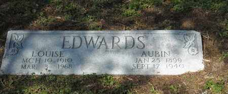 EDWARDS, AUBIN - Shelby County, Tennessee | AUBIN EDWARDS - Tennessee Gravestone Photos