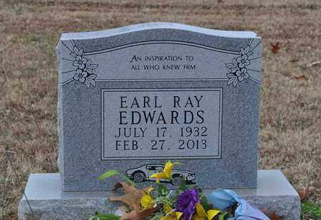 EDWARDS, EARL RAY - Shelby County, Tennessee | EARL RAY EDWARDS - Tennessee Gravestone Photos